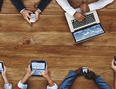 Mobile Devices: Managing the Threats to Your Business